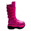 NEPTUNE-310UV Hot Pink Faux Leather